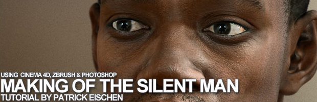Making a Realistic Silent Man