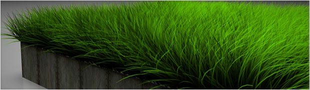 Create Realistic Grass