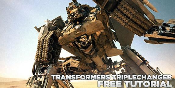 Transformers Tripllechallenger