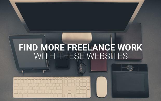 Website to find more freelance work
