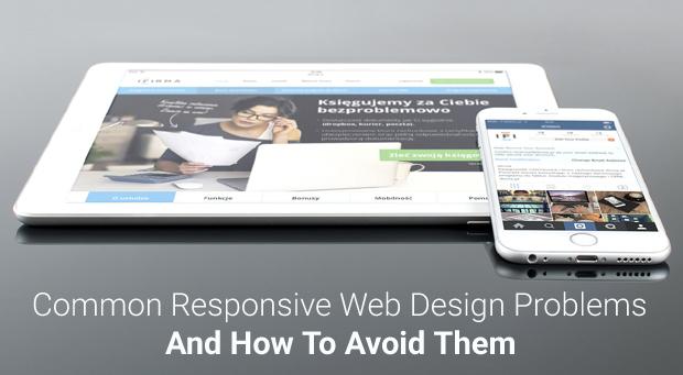responsive design problems